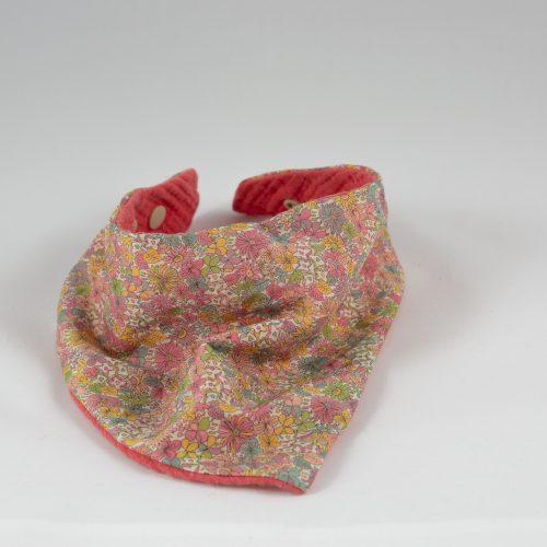foulard bavoir